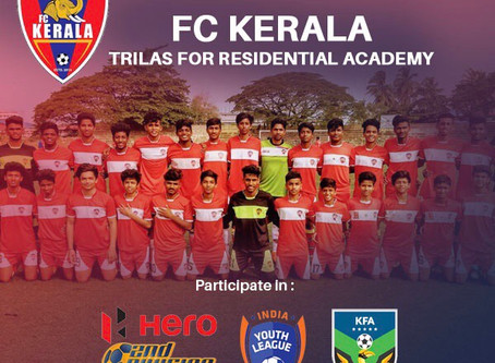 FC KERALA TRIALS |UPCOMING FOOTBALL TRIALS IN INDIA