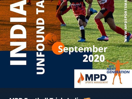MPD DELHI,MUMBAI TRIALS| UPCOMING FOOTBALL TRIALS IN INDIA