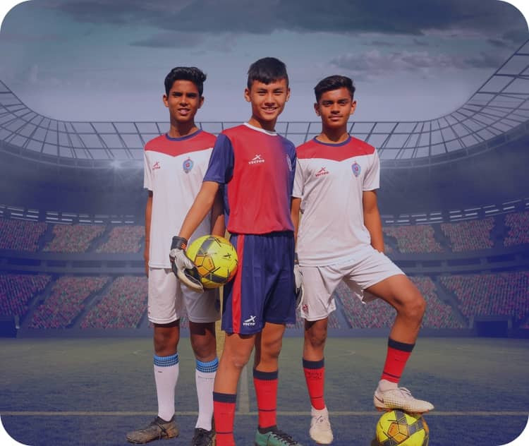 BBFS | TOP FIVE FOOTBALL ACADEMIES IN DELHI