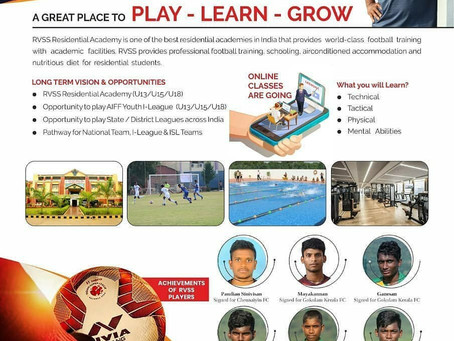 UPCOMING FOOTBALL TRIALS IN INDIA