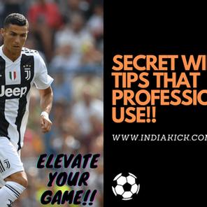 6 SECRET WINGER TIPS THAT PROFESSIONAL FOOTBALLERS USE!!