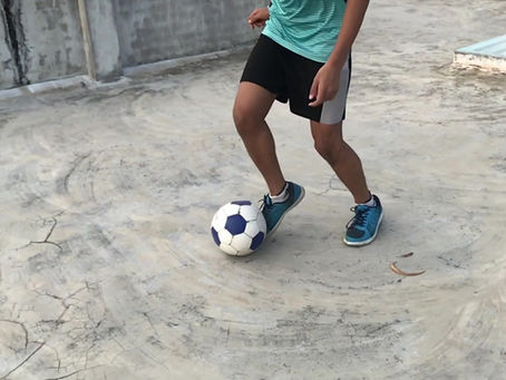 5 EASY YET MATCH EFFECTIVE FOOTBALL SKILLS