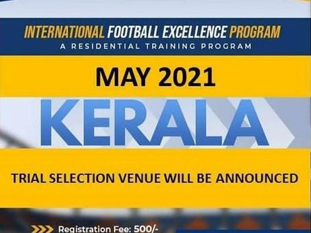 BOCA JUNIORS KERALA FOOTBALL TRIALS 2021