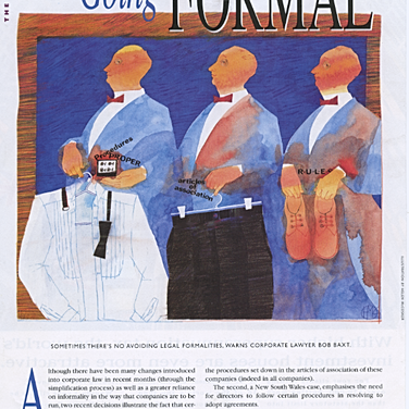 Going Formal_Tearsheet