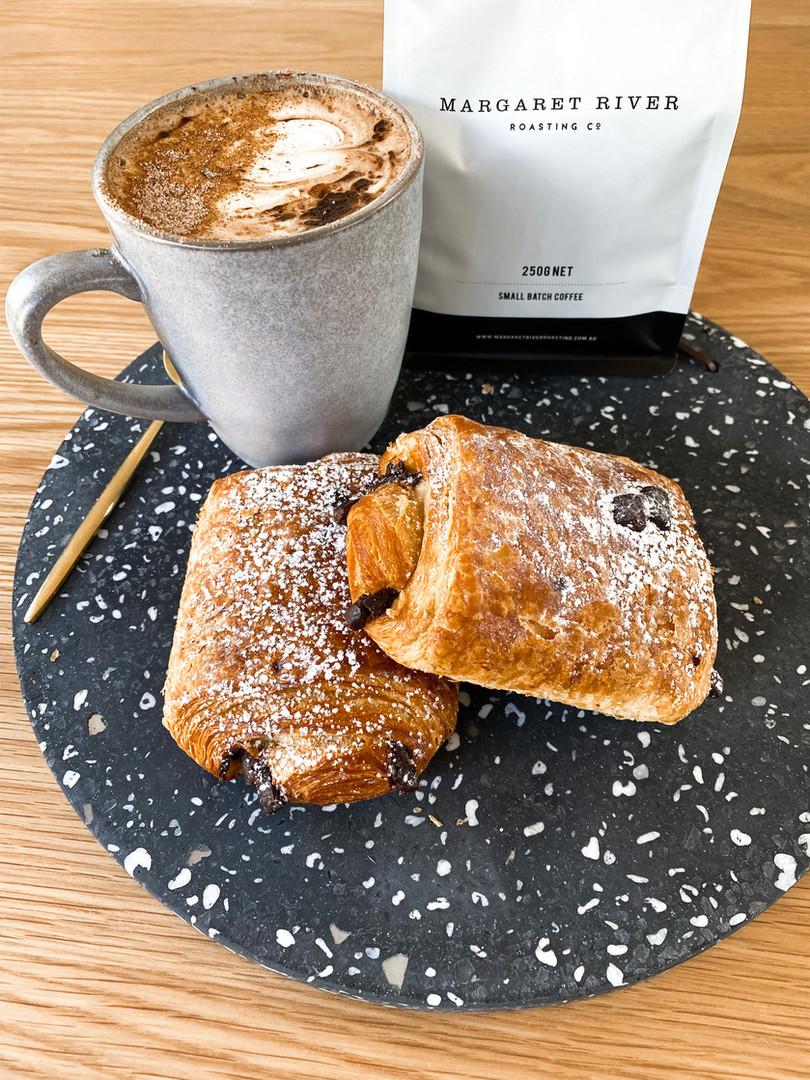 Local Coffee & Croissant