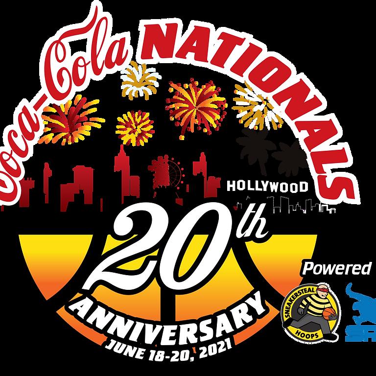 COCA COLA CLASSIC 2021 BASKETBALL TOURNAMENT - 20th Anniversary