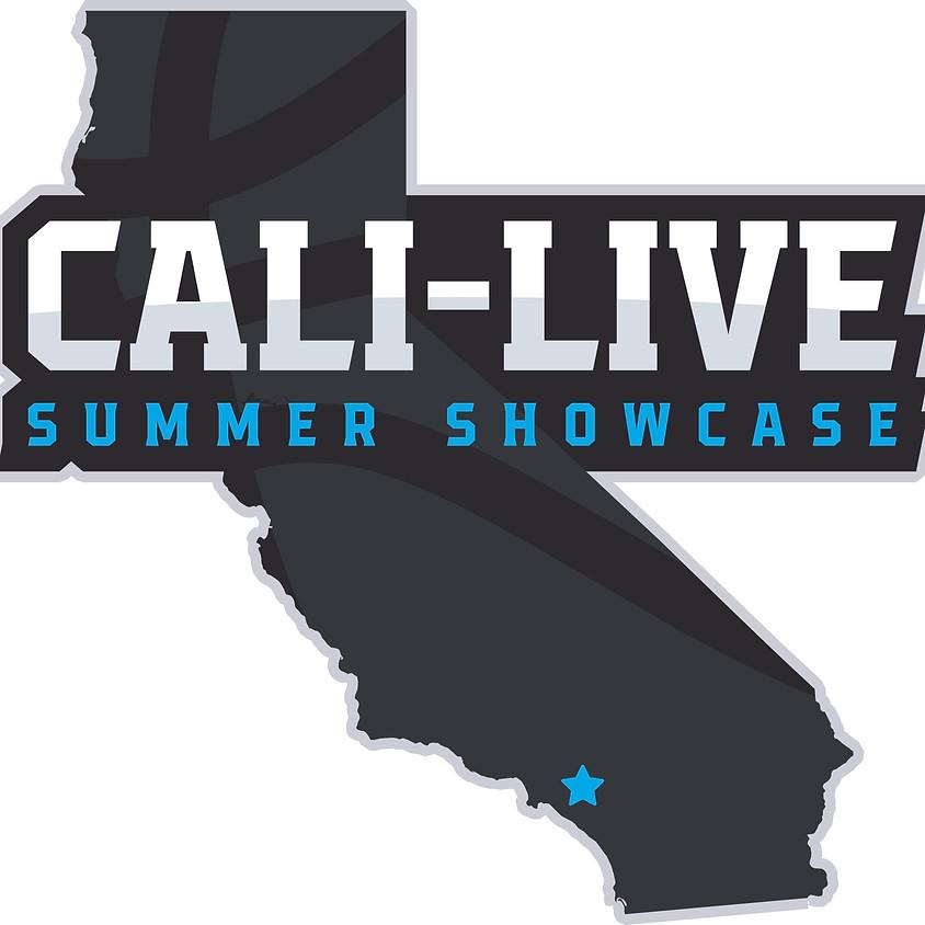 Cali Live Youth Showcase