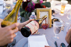 Wedding Wines In The Orchard