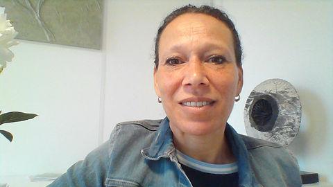 korte ont-moetigng met de reintgeratiecoach Diana Codfried
