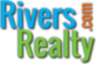 Rivers Realty- Title (Stacked, Offset, O