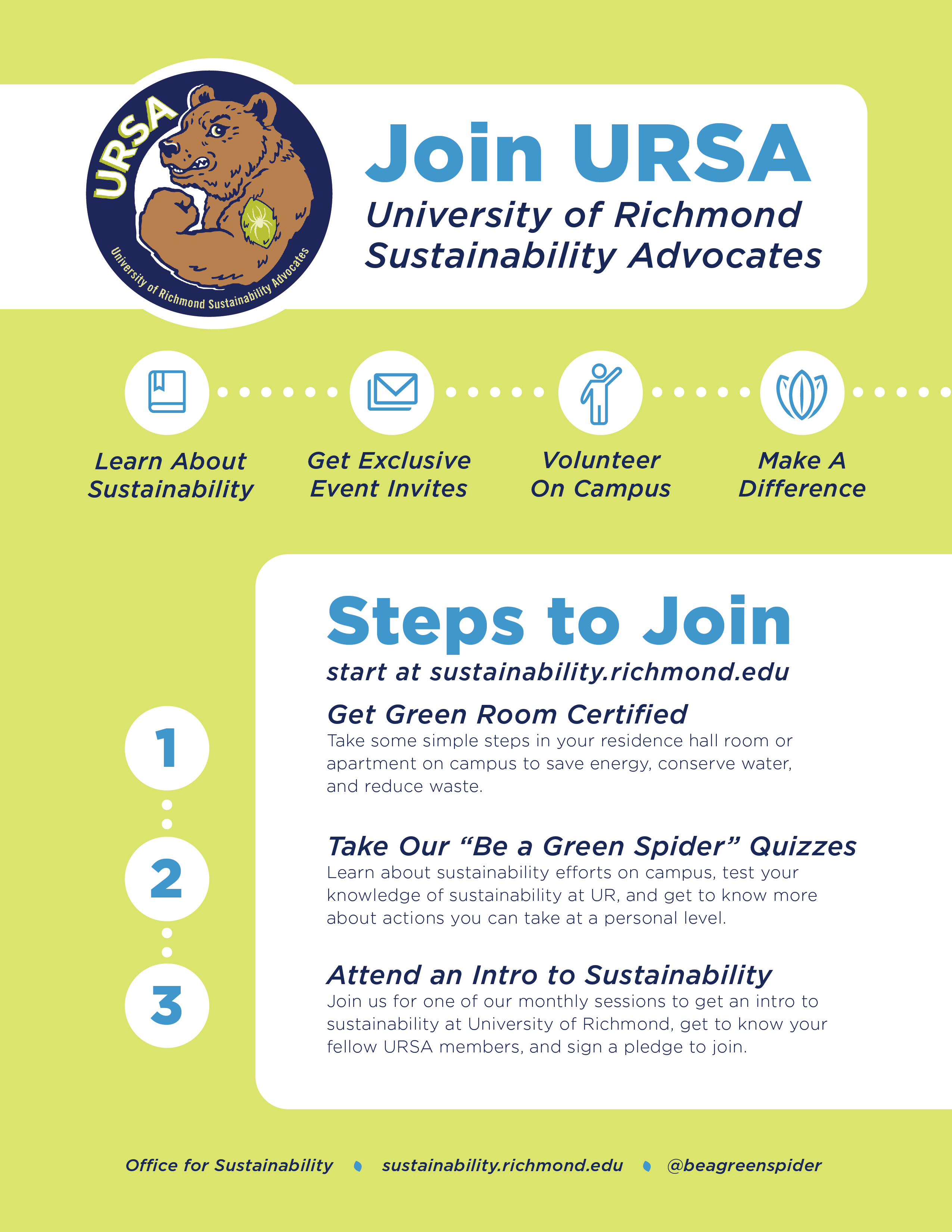 URSA Informational Sheet
