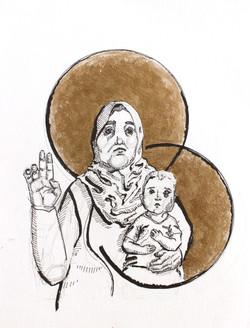 Selma & Child