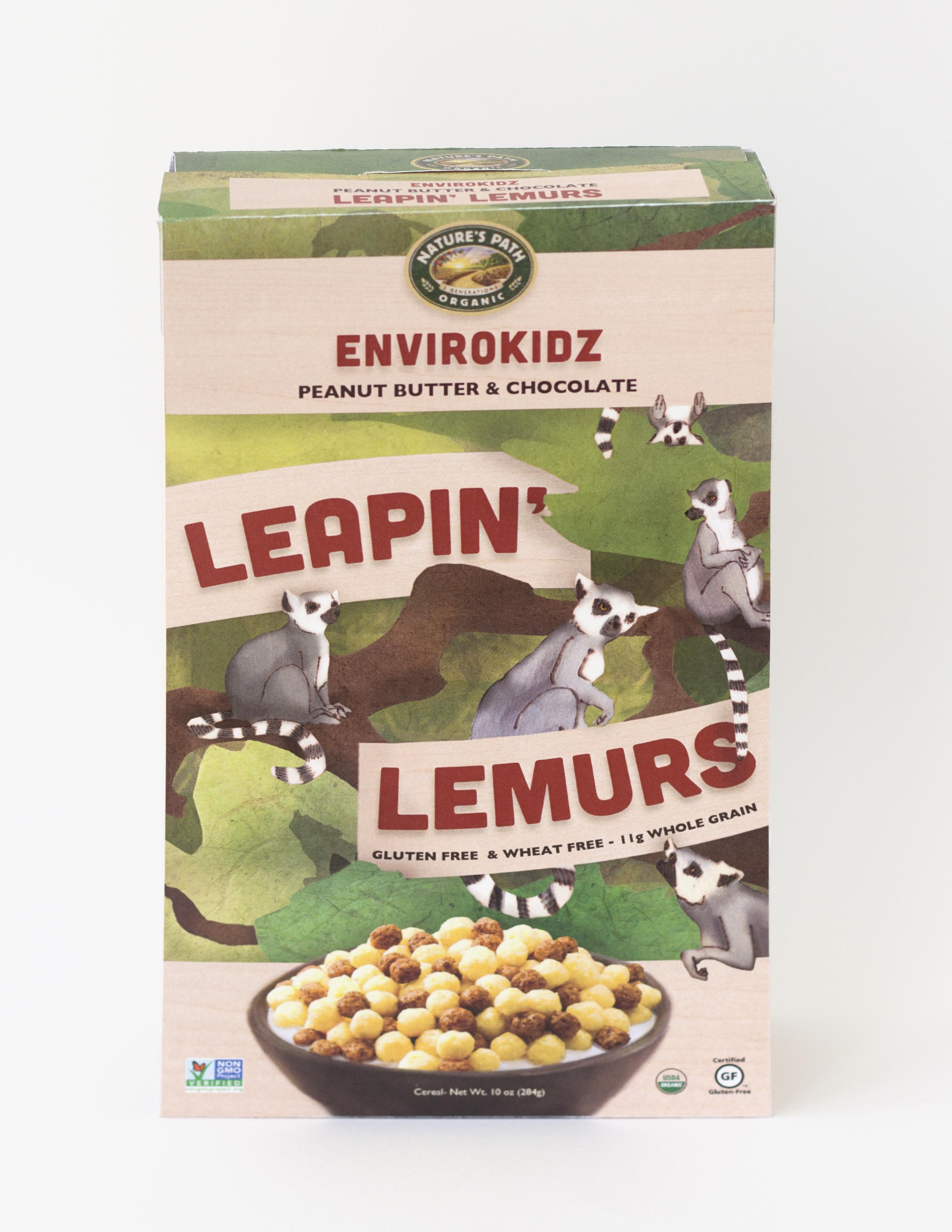 Leapin Lemurs Concept
