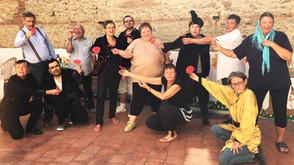 Cabaret Saint Alban Psy Show : Première à l'institut Jean Vigo