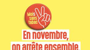 Intervention du CSAPA : information Stop Tabac