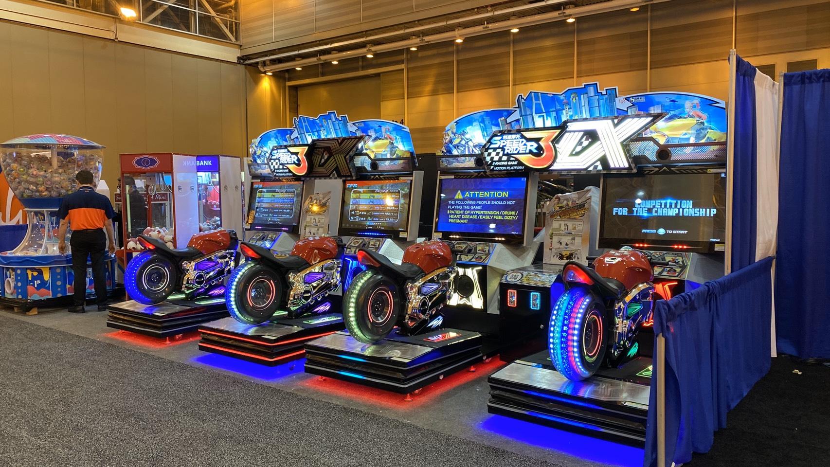Speed Rider 3DX-3
