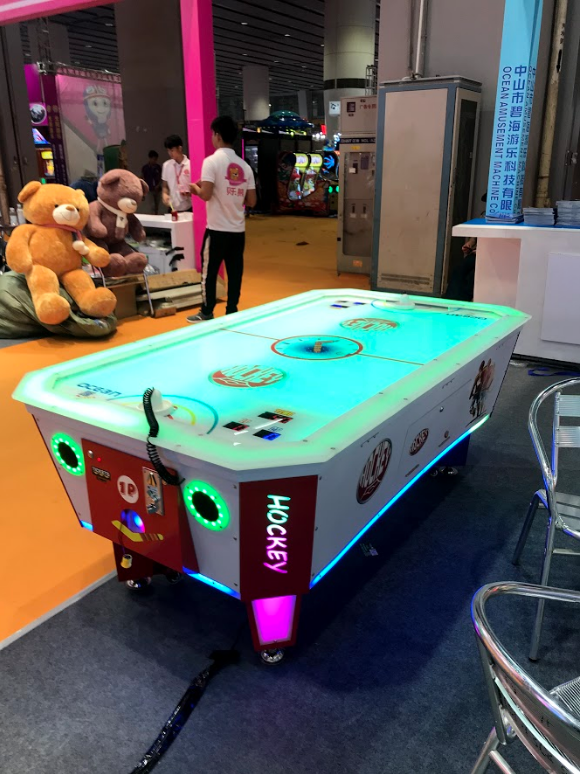 Ocean Air Hockey-2