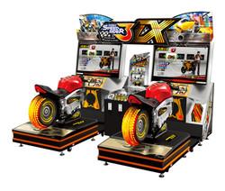 Speed Rider 3DX-1