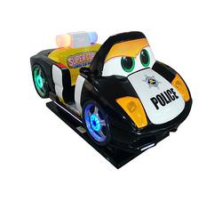Police Car (Black)