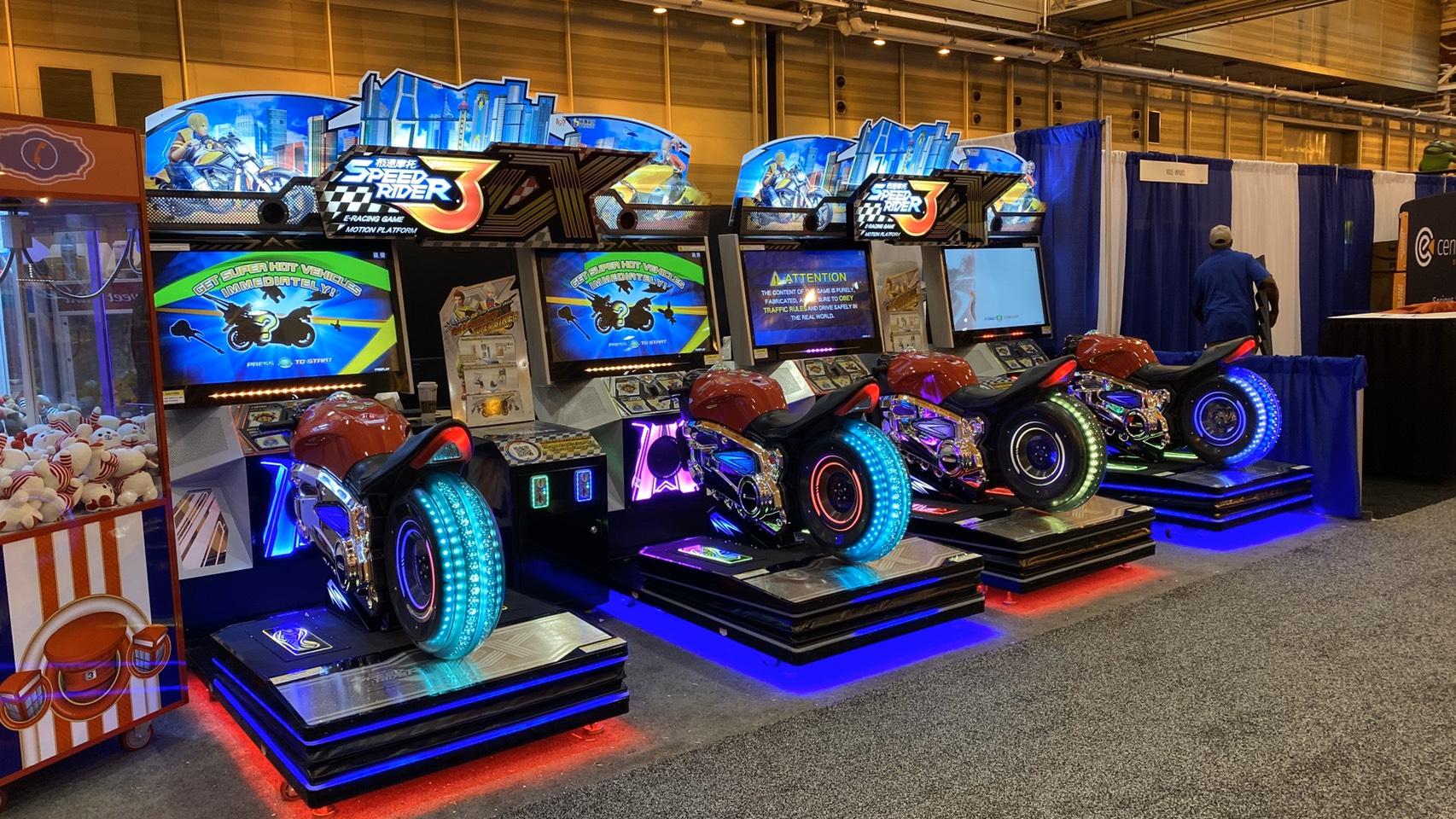 Speed Rider 3DX-2