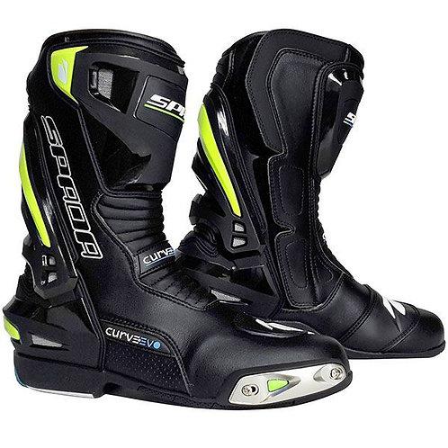 Spada Curve Evo WP Boots Black/Flo