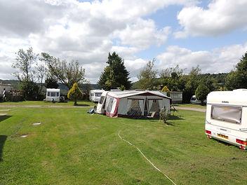 Camping And Caravan Site