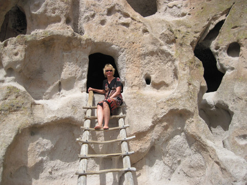 Bandolier Monument New Mexico USA