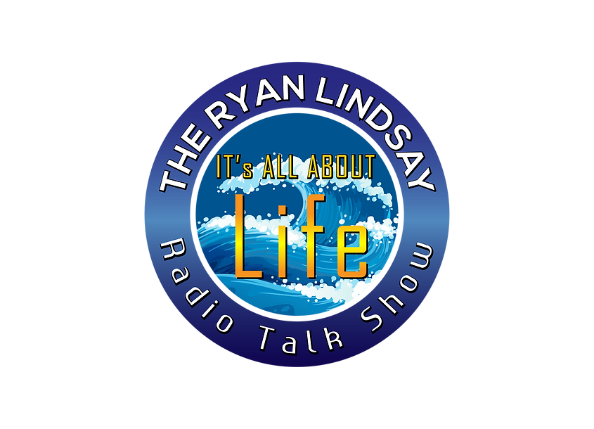 The Ryan Lindsay Radio Talk Show - online radio show Logo