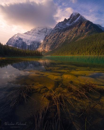Morning Glory, Jasper National Park