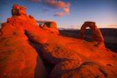 Delicate Arch Amphitheater