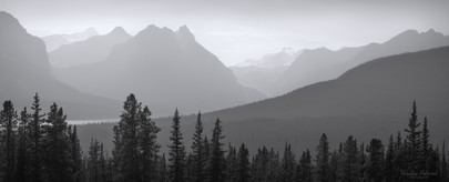 Canadian Rockies Forest Fires 2017