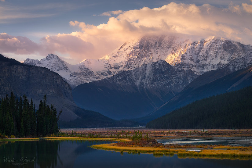 The Icefields Parkway, Jasper National Park