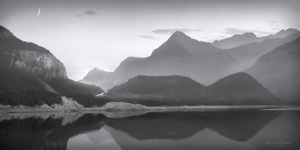 Barrier Lake Layers, Kananaskis Country