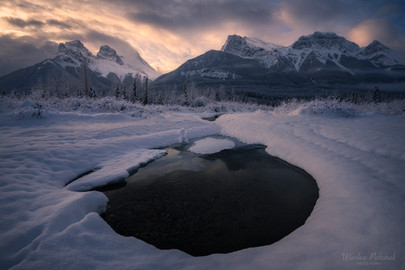 Winter Solstice - Canadian Rockies