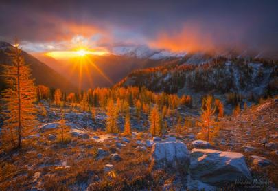 Jumbo Pass Sunrise