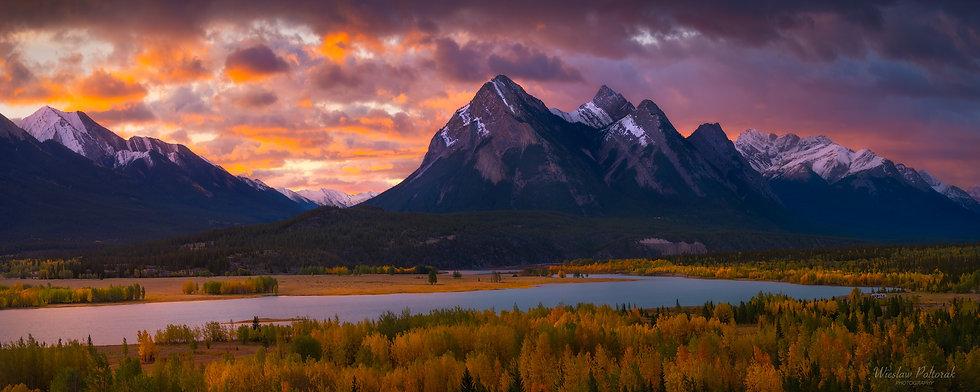 Autumn Morning Wishes, Alberta