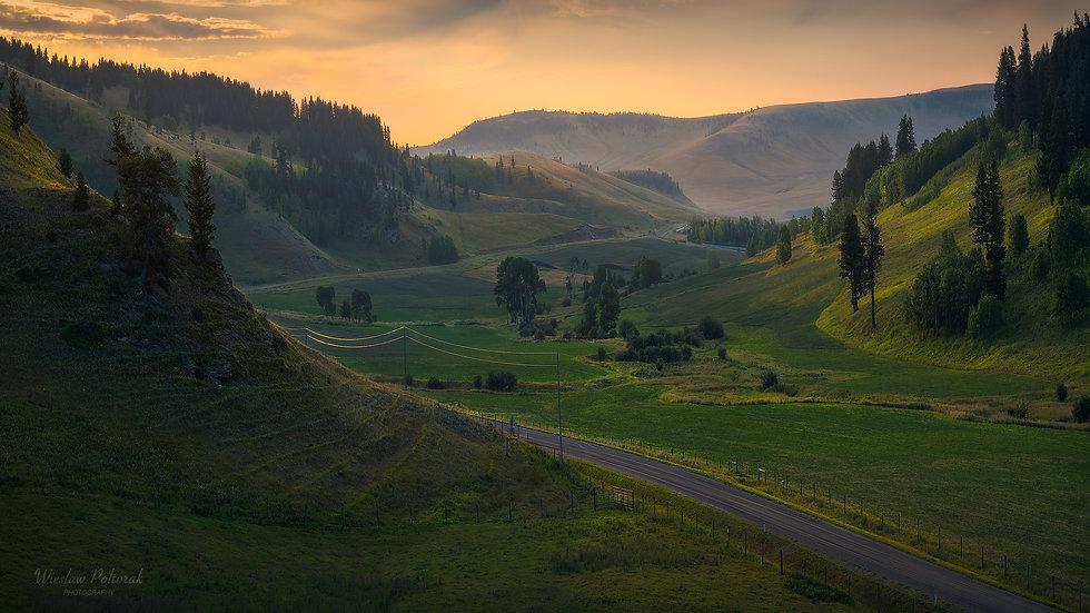 Beautiful Country, Alberta
