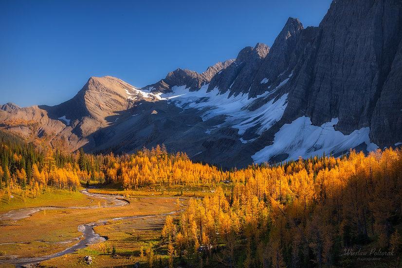 Alpine Autumn, Kootenay National Park