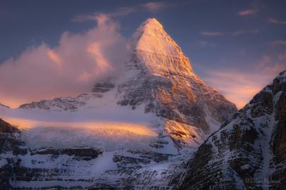 Mt. Assiniboine - The Matterhorn of Rockies