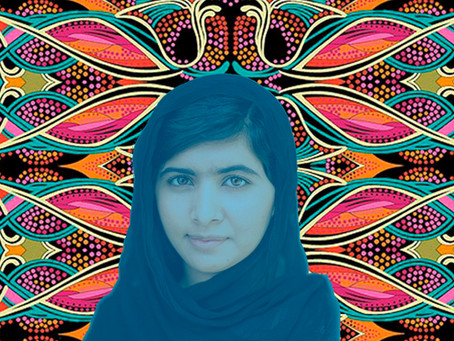 Elas na Literatura: Malala