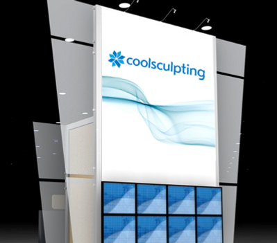 Coolsculpting Booth