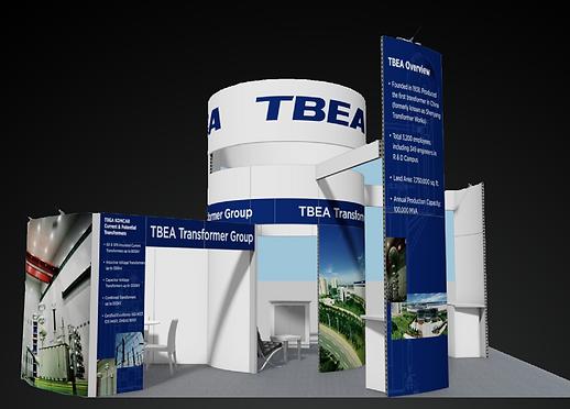 TBEA 20 x 30 Tradeshow