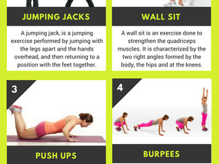 HIIT Workout for Home