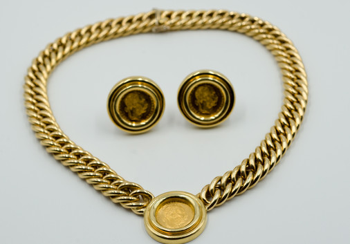 18k Gold Suite by Steven Lagos