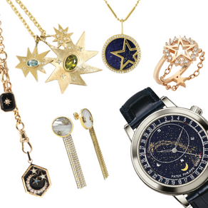 Stars Of The Show: Jewelry designs that are heaven sent