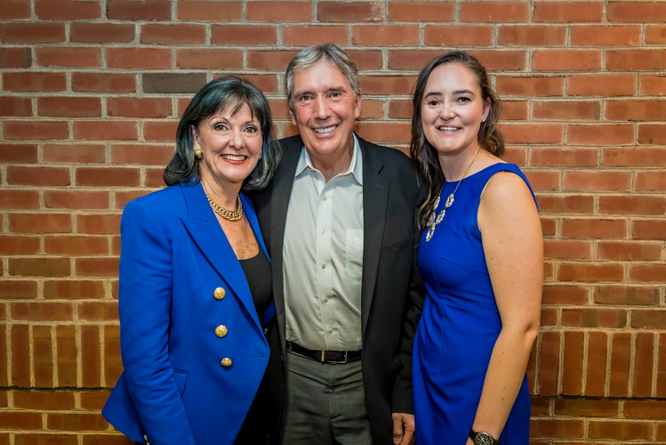 The New Albany Community Foundation's Jefferson Series Launch