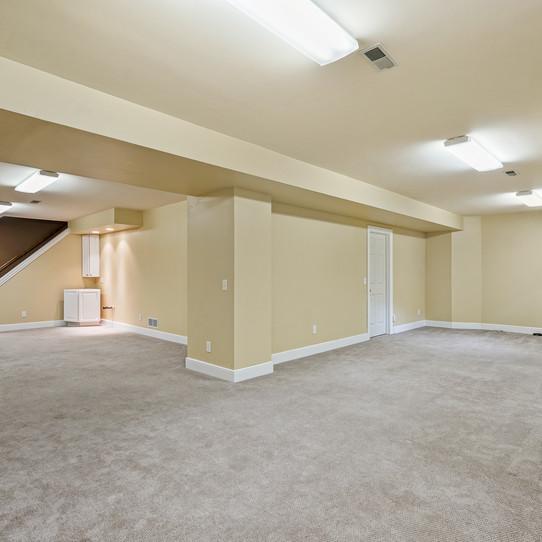 Massive basement