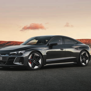 THE ELECTRIC GRANTURISMO: The 2022 Audi e-tron GT and RS e-tron GT
