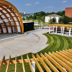 The Charleen & Charles Hinson Amphitheater Debuts in New Albany