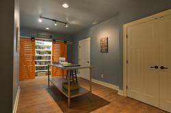 Craft / hobby room